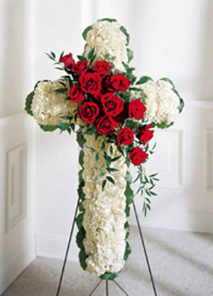 Randolph Florist | Holy Cross